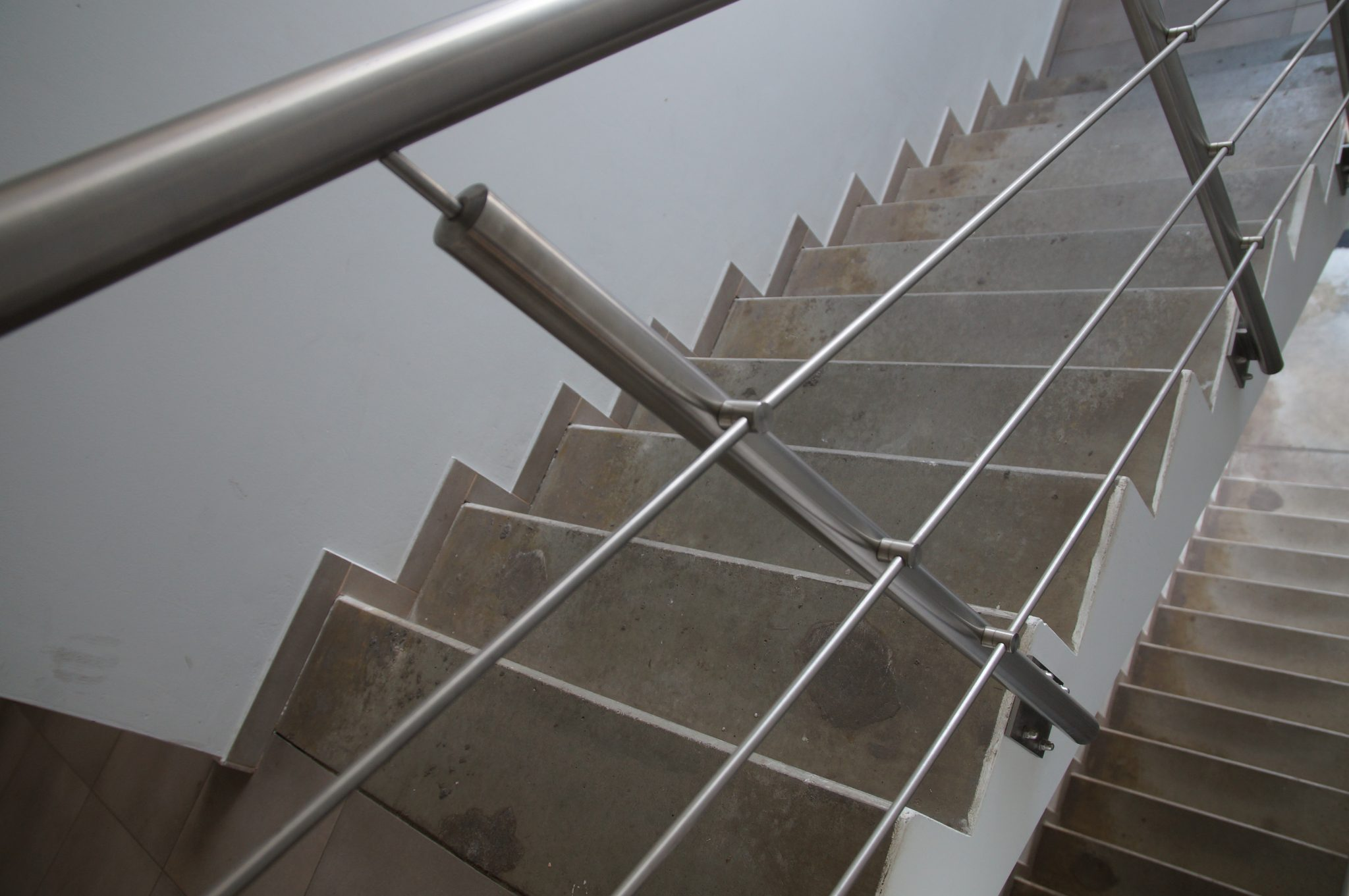 stainless steel balustrade inox city london