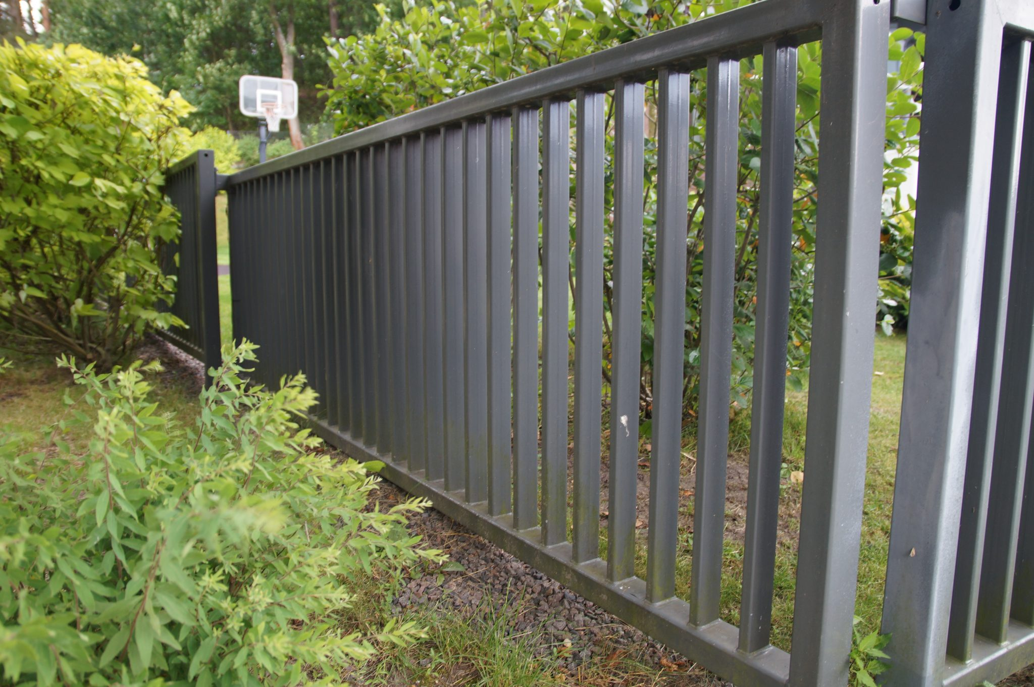 Stainless steel gates and fencing in london inox city ltd