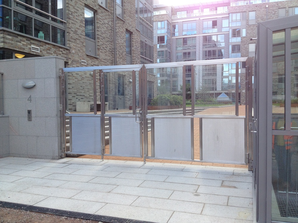 Stainless Steel Gates And Fencing In London