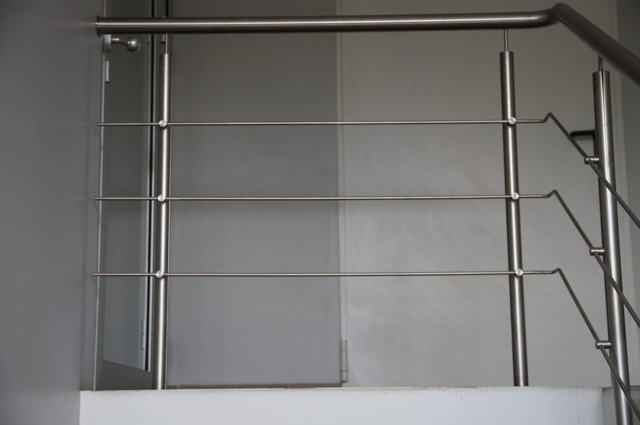 stainless steel balustrade inox city london. Black Bedroom Furniture Sets. Home Design Ideas